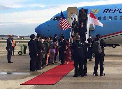 Benarkah Presiden Jokowi Disambut Oleh Tukang Sampah Saat Berkunjung Ke Amerika Kemarin