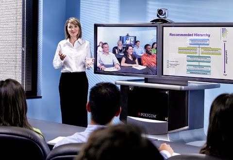 thiết bị hội nghị truyền hình cuộc họp trực tuyến