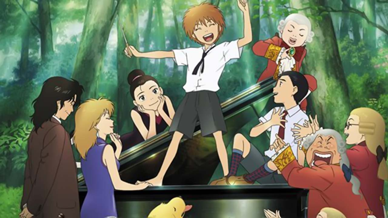 Piano no Mori S2 Episode 5 Subtitle Indonesia