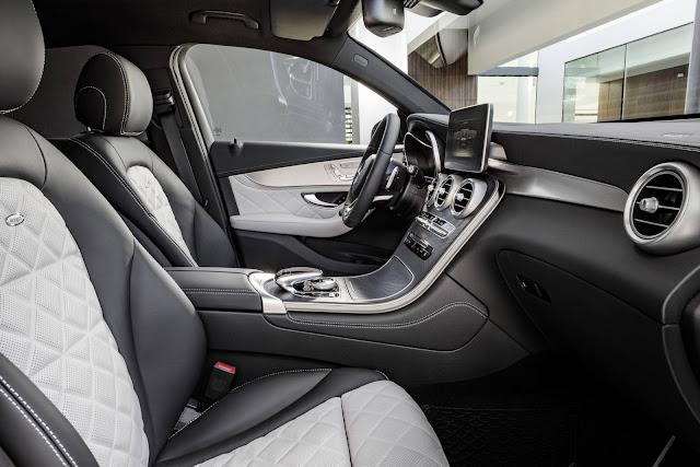 2016 Mercedes-Benz GLC 350 d Coupé