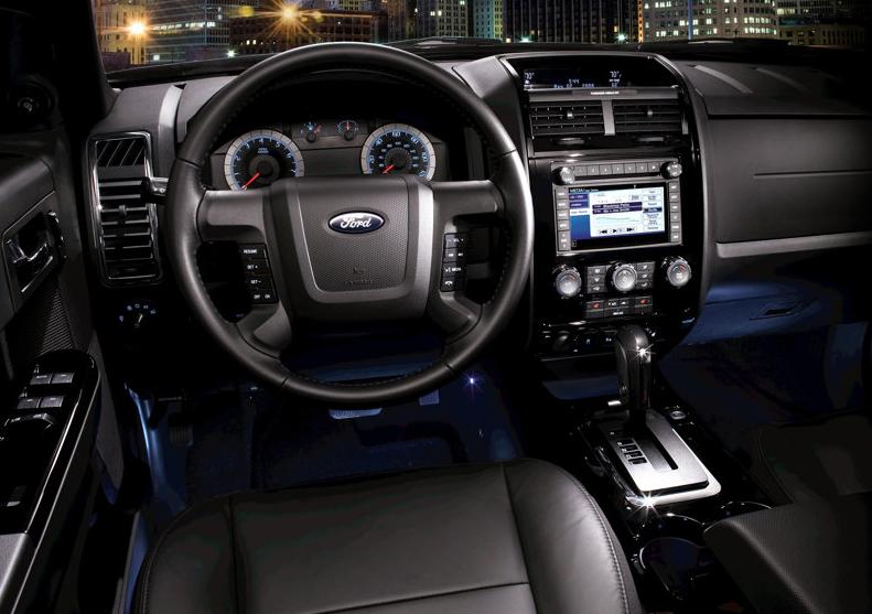 2013 Ford Escape Vs 2001 2012 Ford Escape Image