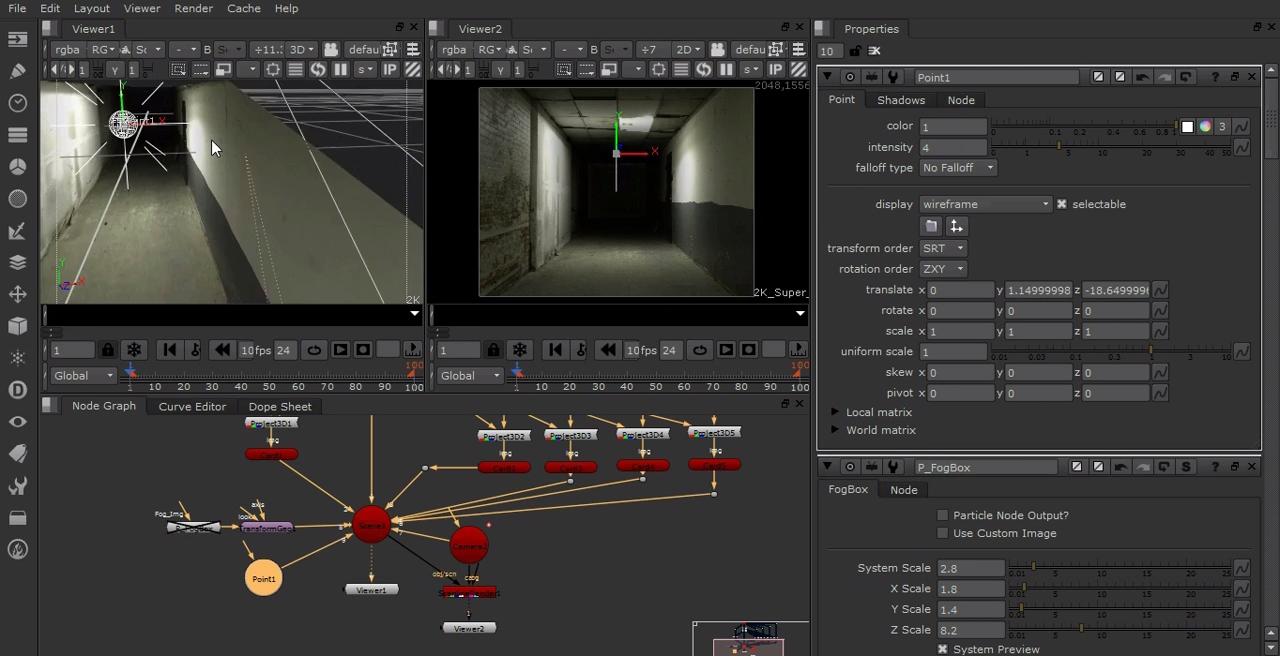 Advance Projection In Nuke  | CG TUTORIAL