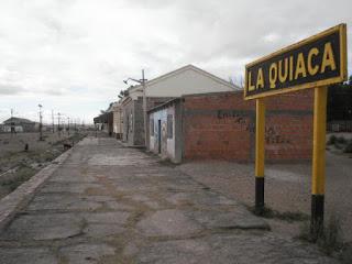 Realizan relevamientos de vías por el tren Jujuy-La Quiaca
