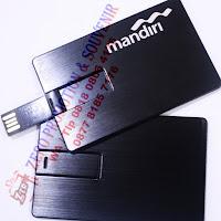 Flashdisk Kartu Metal - FDCD15