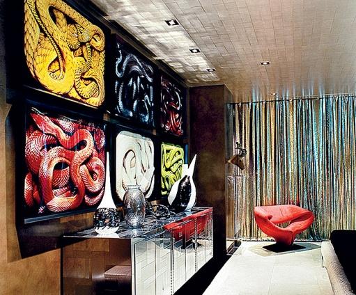 HomeStyling  Ana Antunes Celebrity Rooms  SIR Elton Jonh