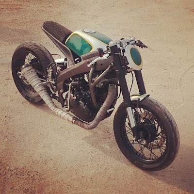 Royal Enfield &Yamaha R15 by Inline3