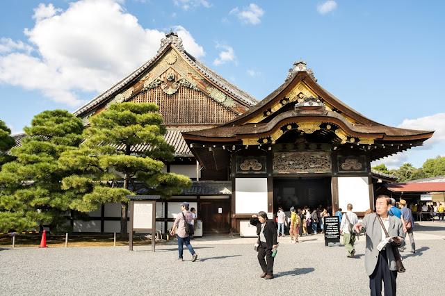 Japonsko, Japan, Kjoto, Kjóto, Nijo, Kyoto,