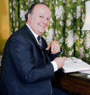 Tito Gobbi pictured in London in 1970