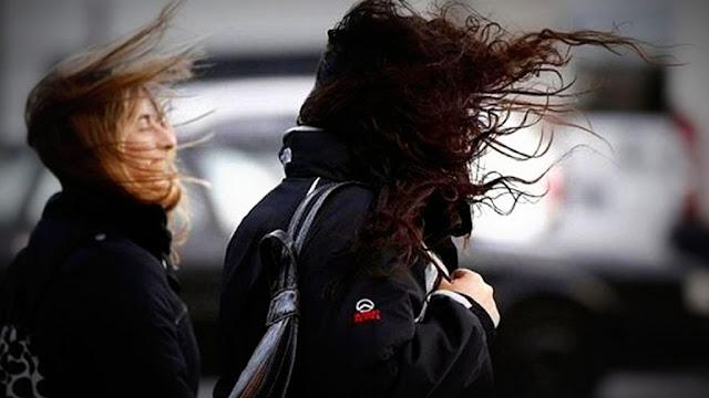 Alerta por fuertes vientos - Recomendaciones a los vecinos