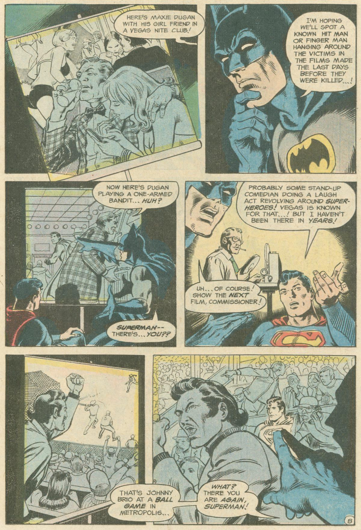 Read online World's Finest Comics comic -  Issue #244 - 11