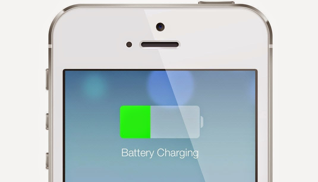 iPhone-Charging-Display
