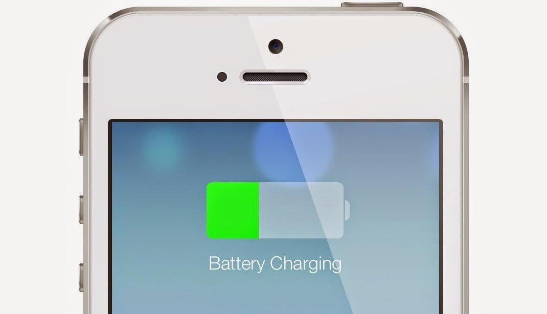 iPhone-Charging-Display