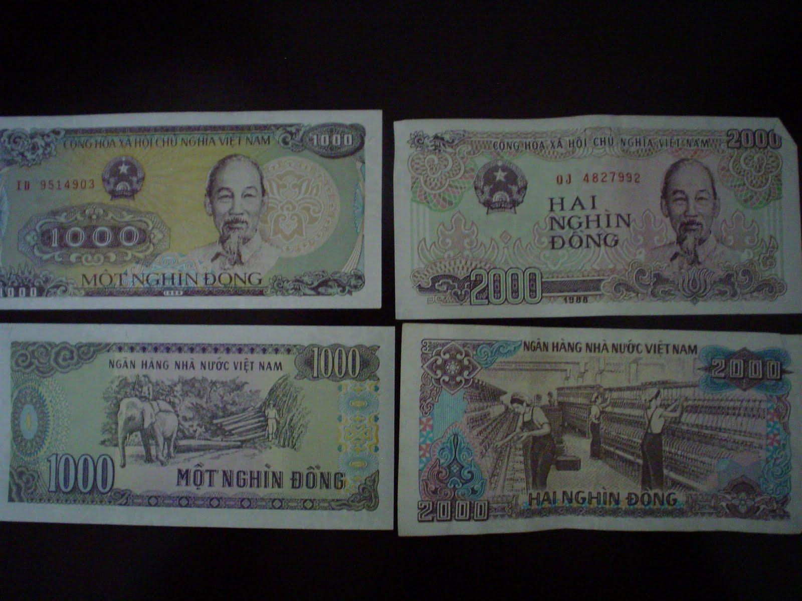Vietnam Currency Vietnamese Dong Vnd Money In Vietnam