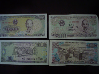 Vietnamese Dong (Vietnamese currency)