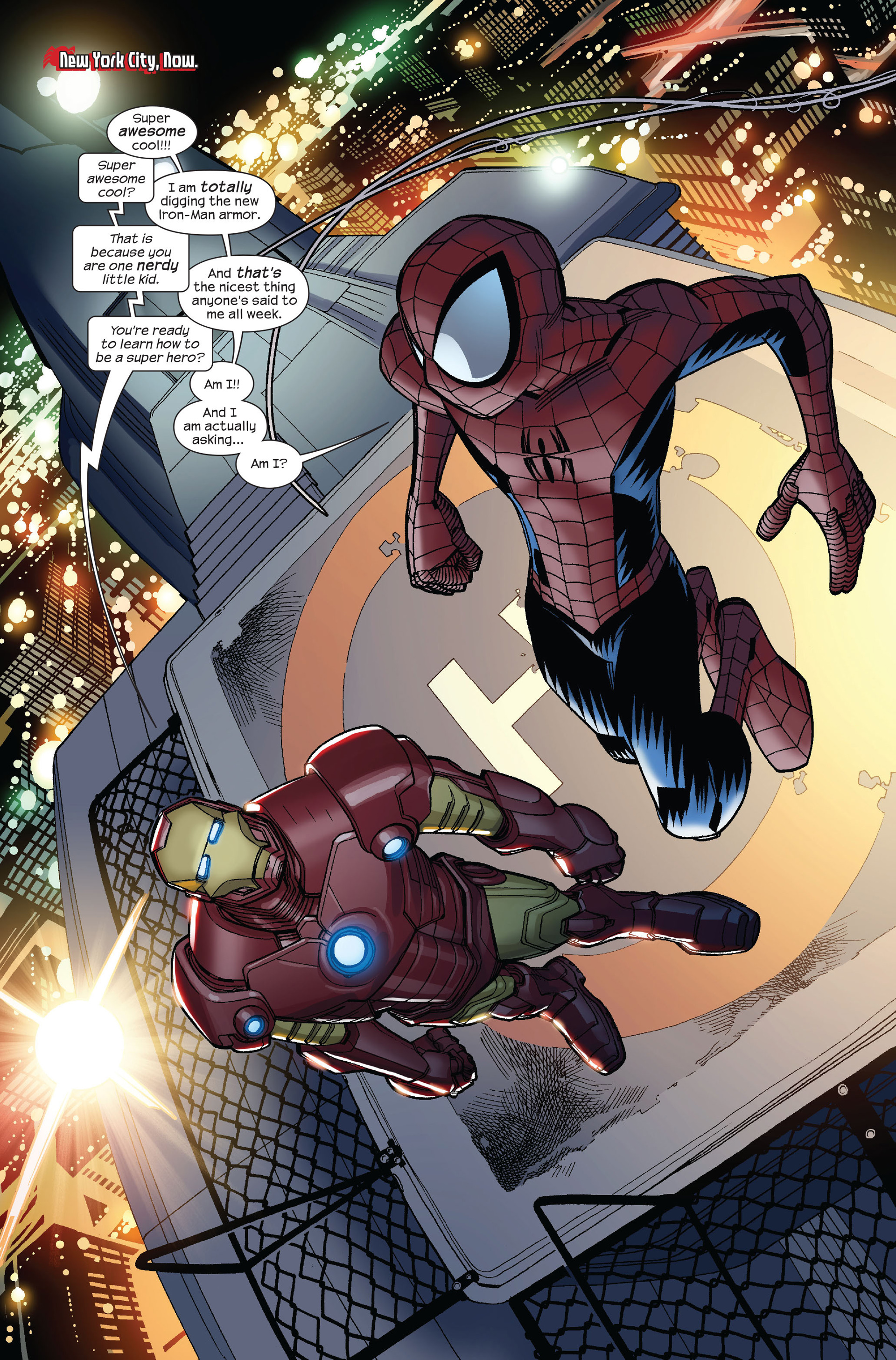 Read online Ultimate Spider-Man (2009) comic -  Issue #153 - 6