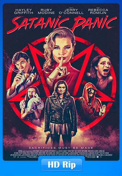 Satanic Panic 2019 720p WEB-DL x264 | 480p 300MB | 100MB HEVC Poster