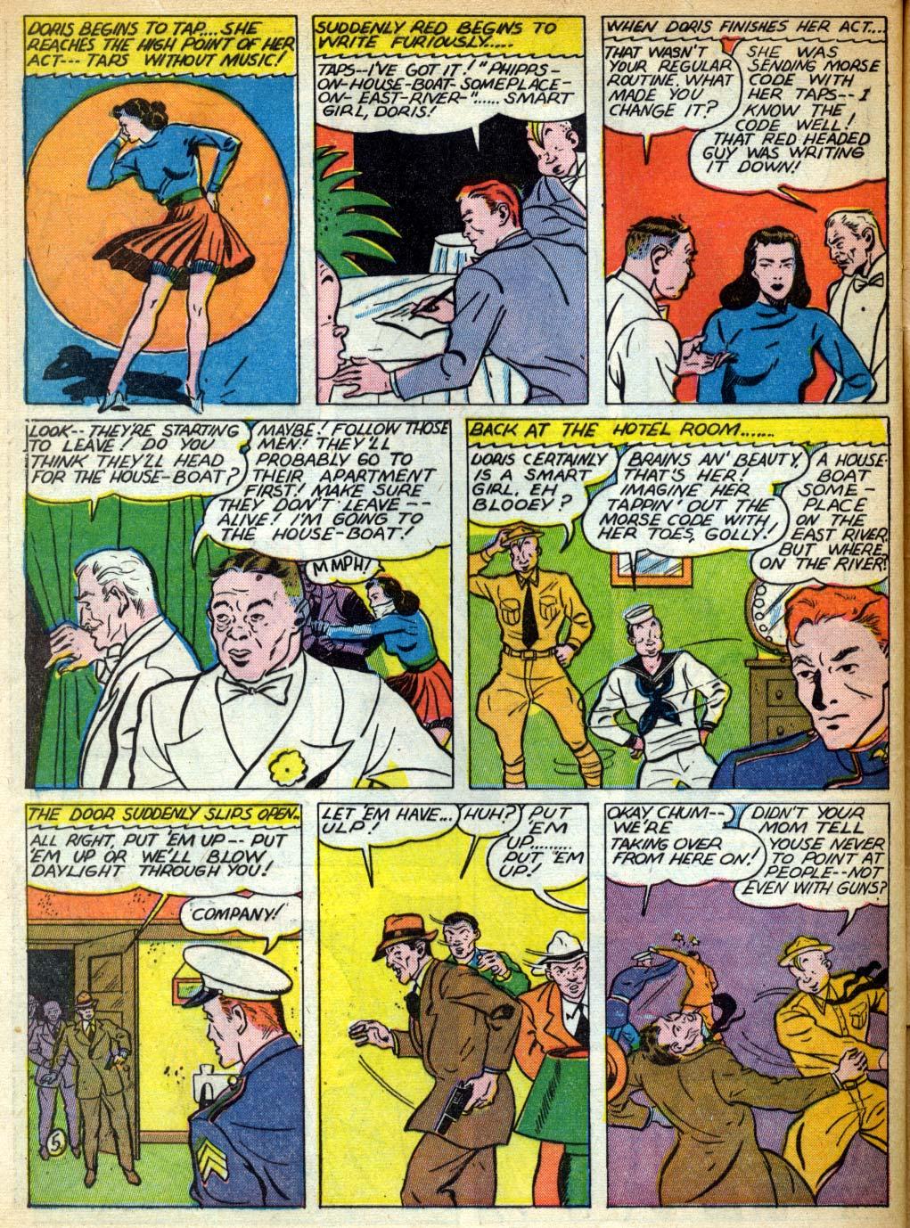 Read online All-American Comics (1939) comic -  Issue #28 - 62