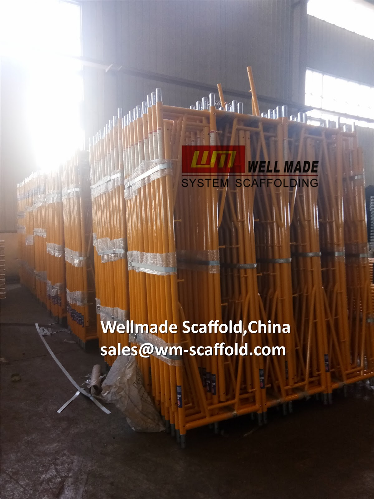 Snap On Scaffolding : Formwork scaffolding materials snap apartment