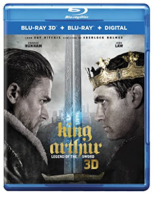 King Arthur Legend of the Sword 2017 Eng 720p BRRip 600mb ESub HEVC x265