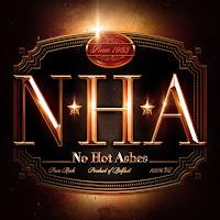 No Hot Ashes album cover
