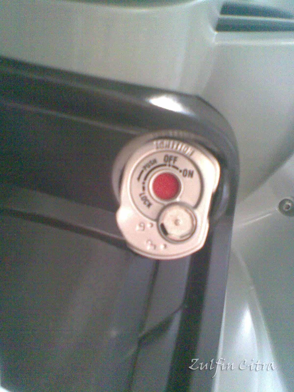 Blog Zulfin: Mengganti Kunci Kontak Yamaha Jupiter MX (old ...