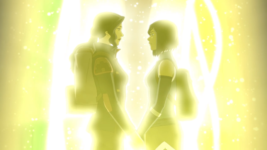 There Ain't No Money in Fanfic: Post-Legend of Korra Avatar Pitch