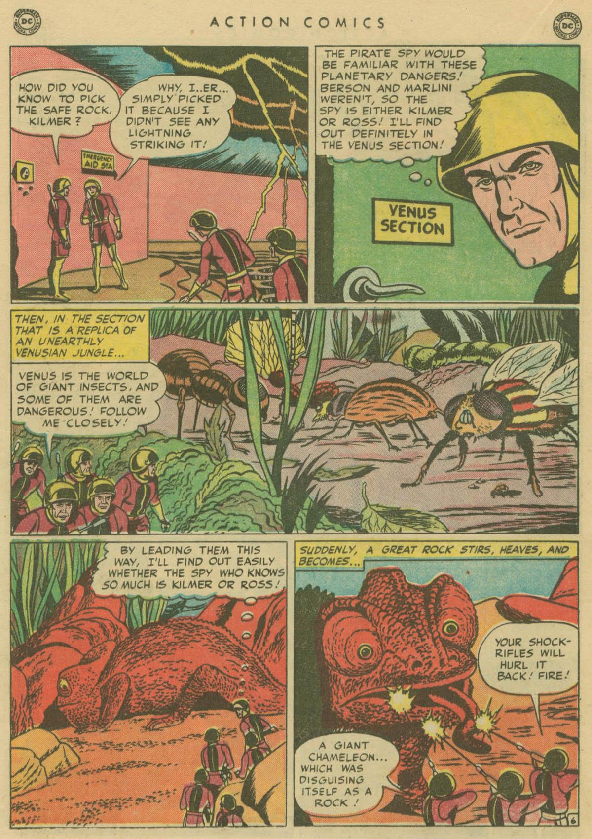 Action Comics (1938) 141 Page 20