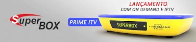 Resultado de imagem para SUPER BOX PRIME ITV IPTV ACM