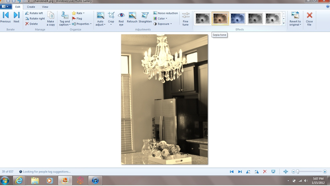 How I Edit My Blog Photos Windows Live Gallery Rave