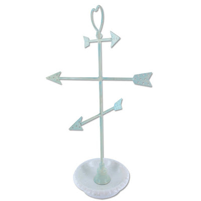 Shop Nile Corp Wholesale Metal Arrows Jewelry Display and Jewelry Stand Hanger Organizer