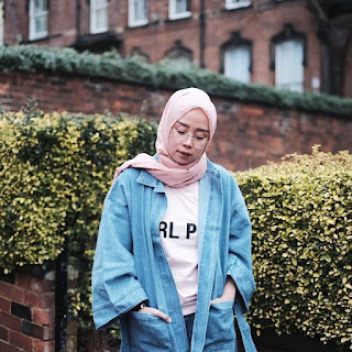 memadu padankan hijab agar tampil cantik