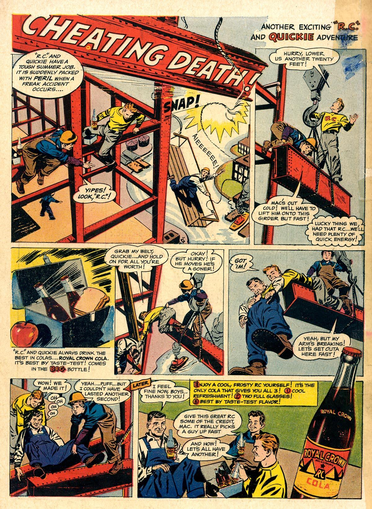 Read online All-Star Comics comic -  Issue #48 - 52
