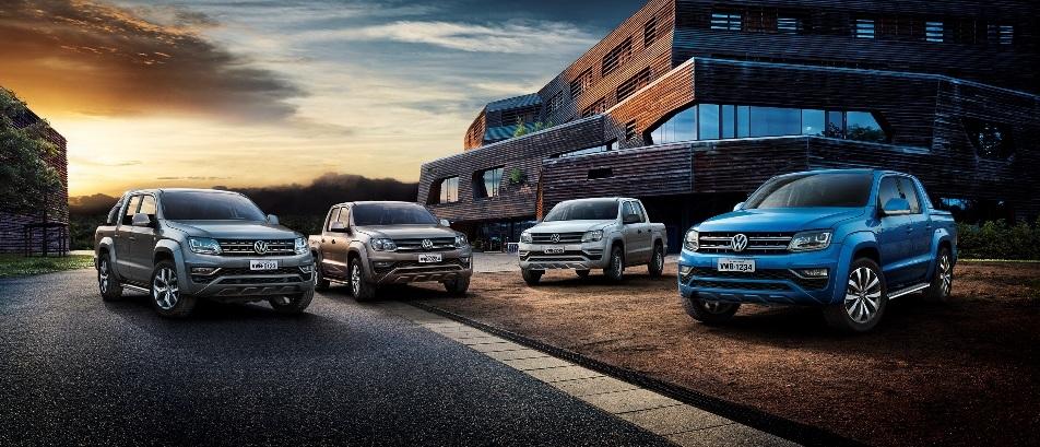 Volkswagen Amarok se destaca como a que mais oferece equipamentos de segurança