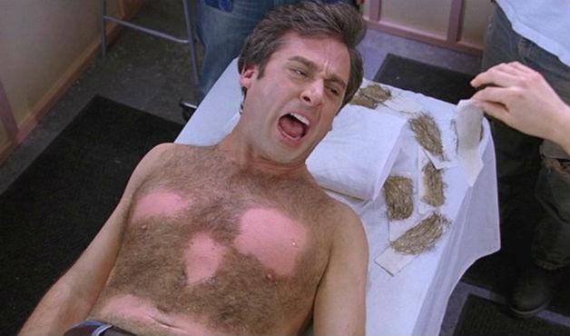 Resultado de imagem para homens se depilando