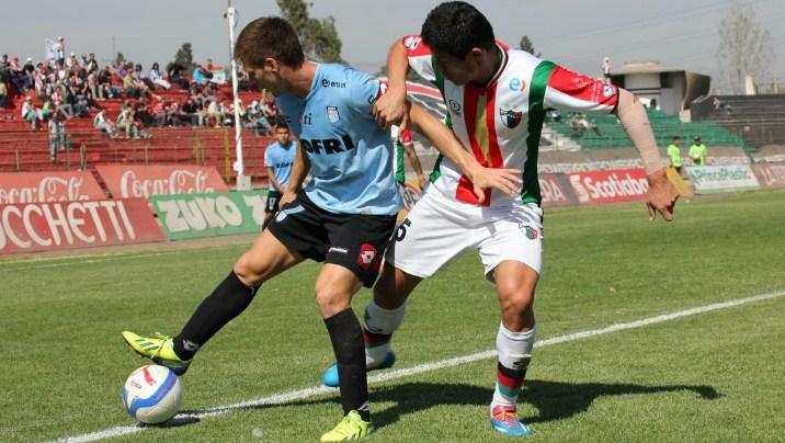 Palestino vs Deportes Iquique EN VIVO por la Primera División