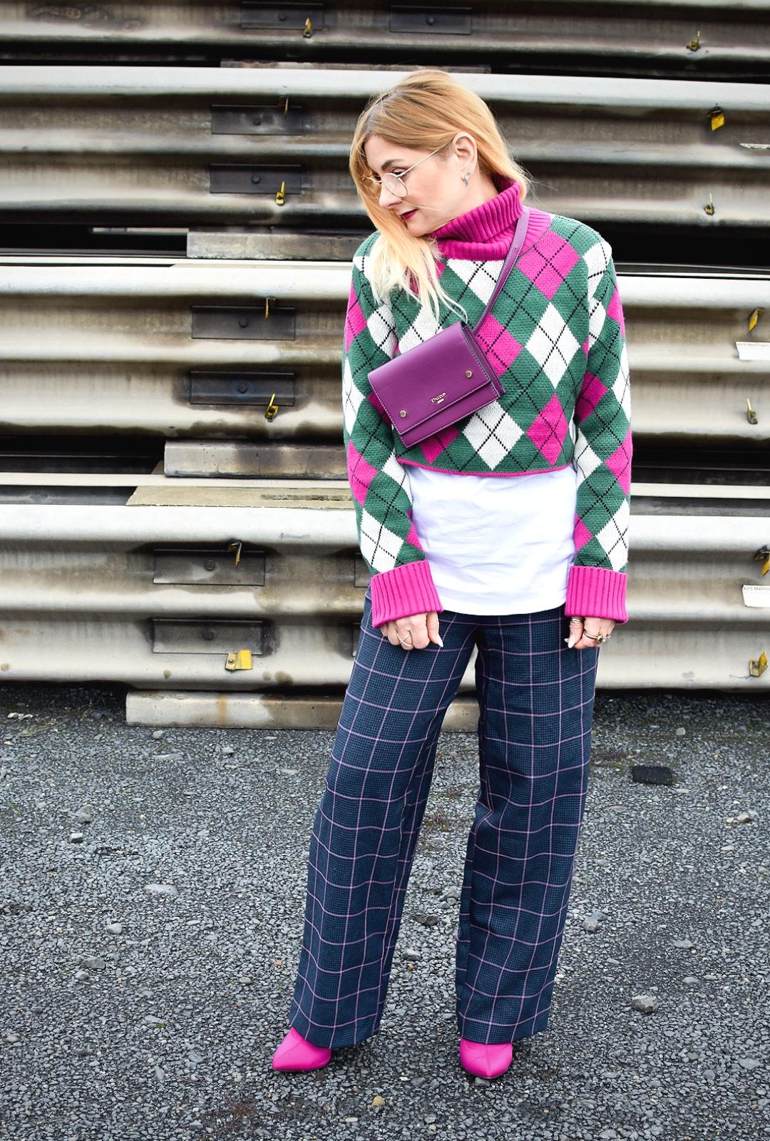 Tipps zum kombinieren von Crop Pullovern, Crop Sweater