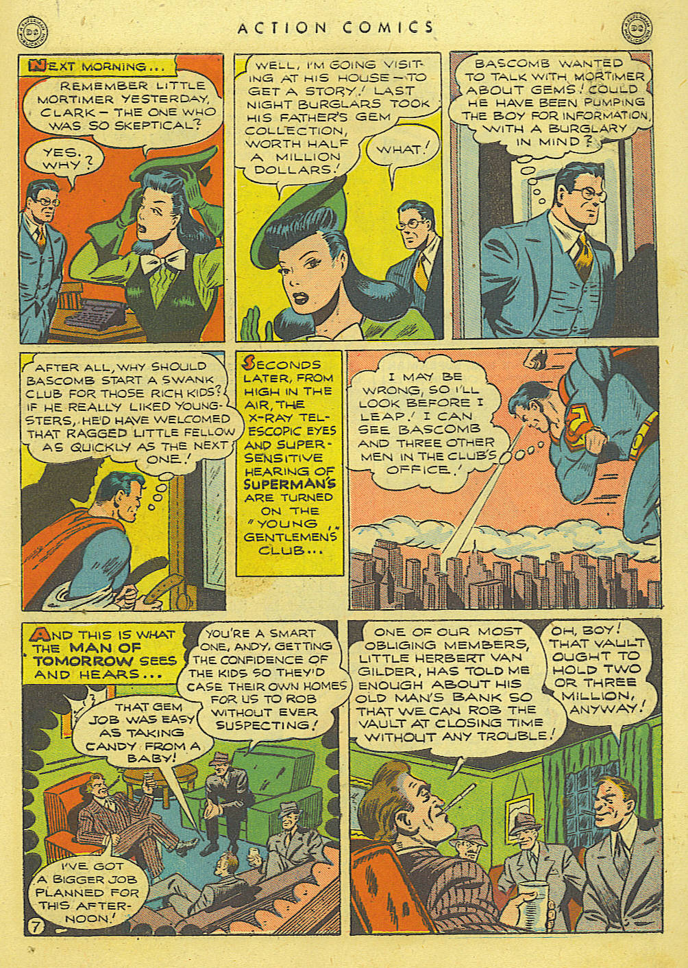 Read online Action Comics (1938) comic -  Issue #89 - 9