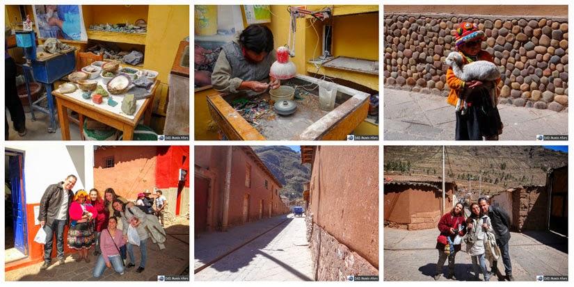 Feira de Pisac - Peru - City tour Vale Sagrado