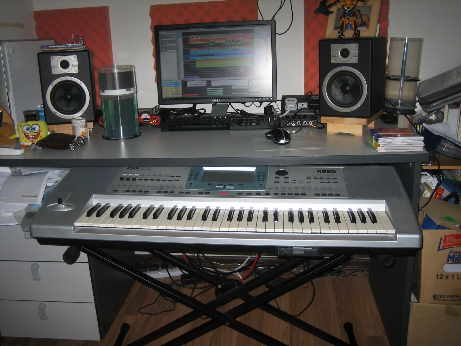 music production with fl studio how to set up your own recording studio. Black Bedroom Furniture Sets. Home Design Ideas
