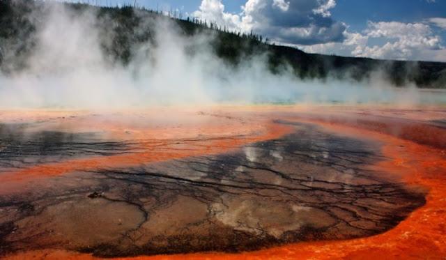 Sismos alteran al supervolcán más peligroso del planeta