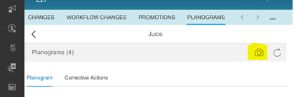 Planogram Compliancy Check by SAP Hybris Cloud for Customer