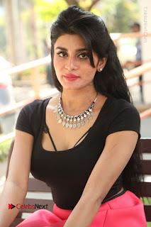 Telugu Actress Harini Stills at Dhyavudaa Movie Teaser Launch  0317.JPG