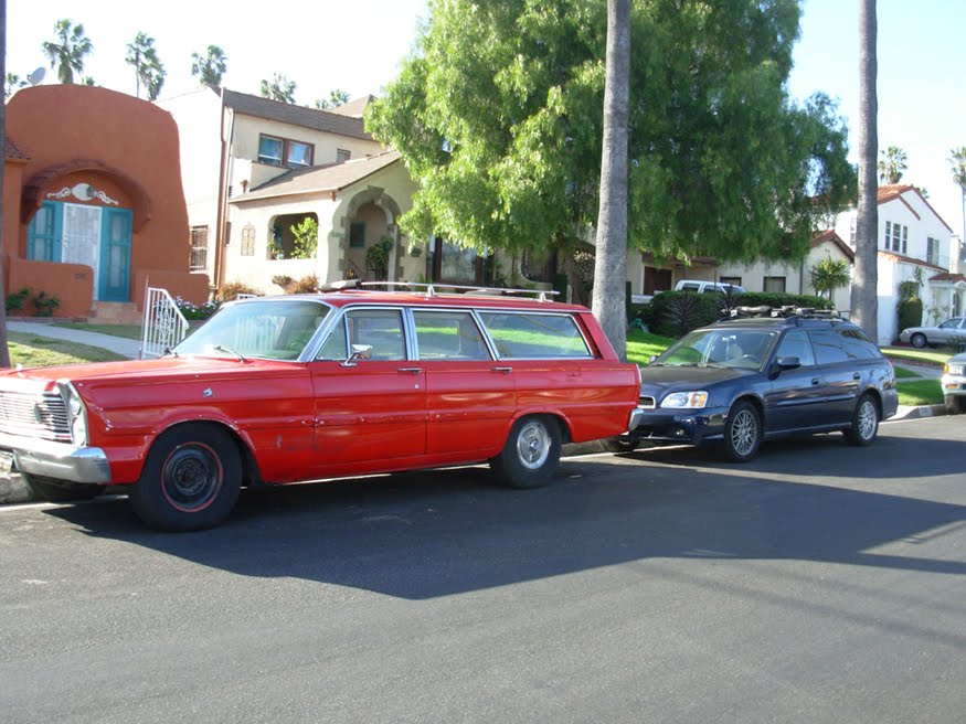 BLACK PEOPLE DON'T SURF: Station Wagons are for Squares