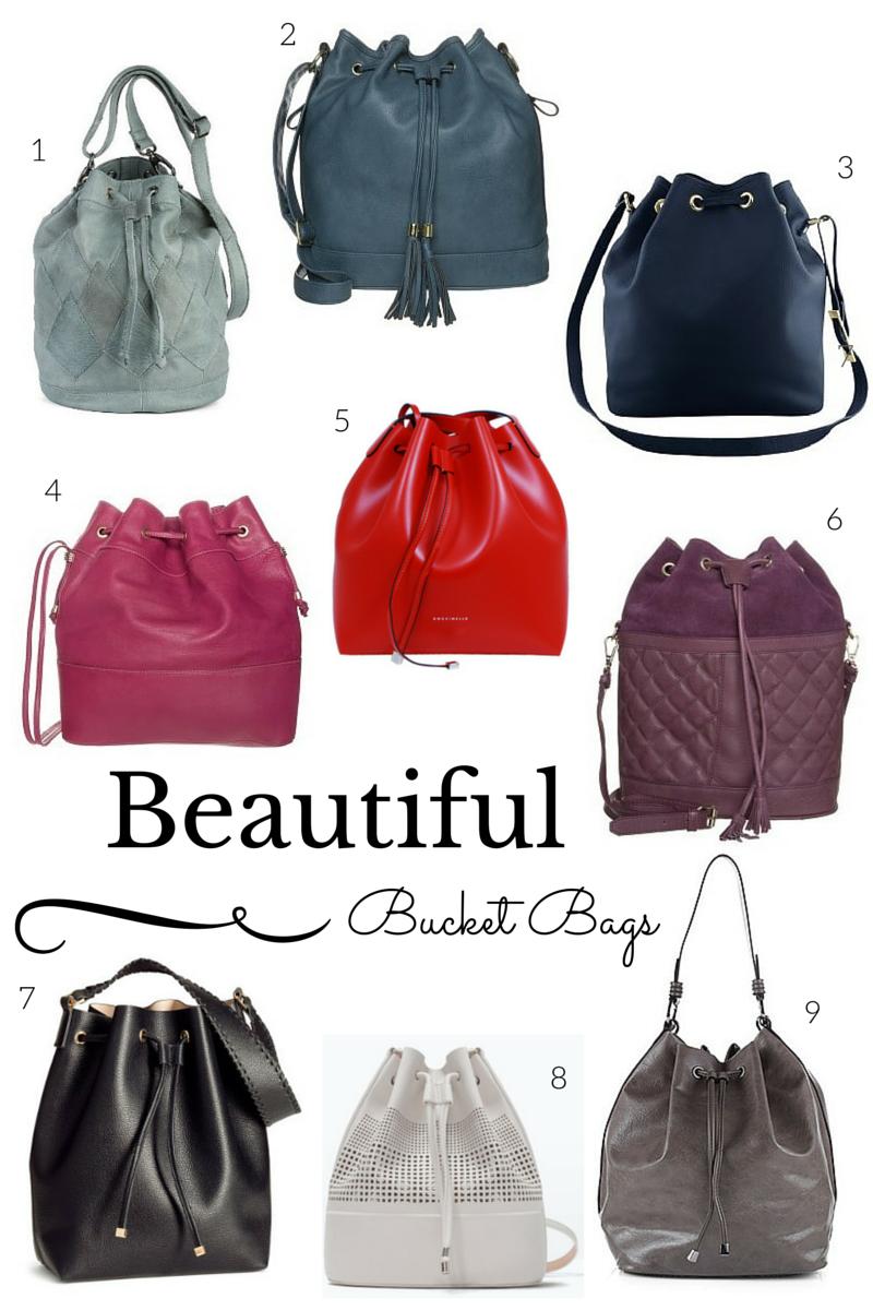 Lieblingsstueck der Woche Bucket Bag