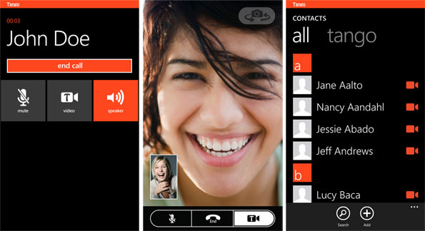 Download Tango Video Calls - Best Free Video Calling App For