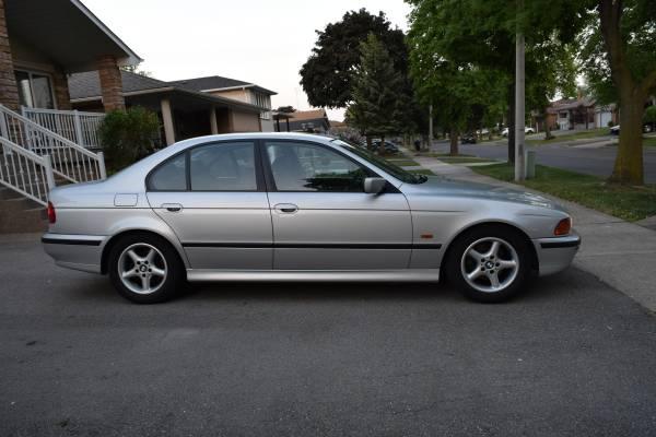 Daily Turismo: Turbo Diesel 5-Spd Nirvana! 1999 BMW 525tds