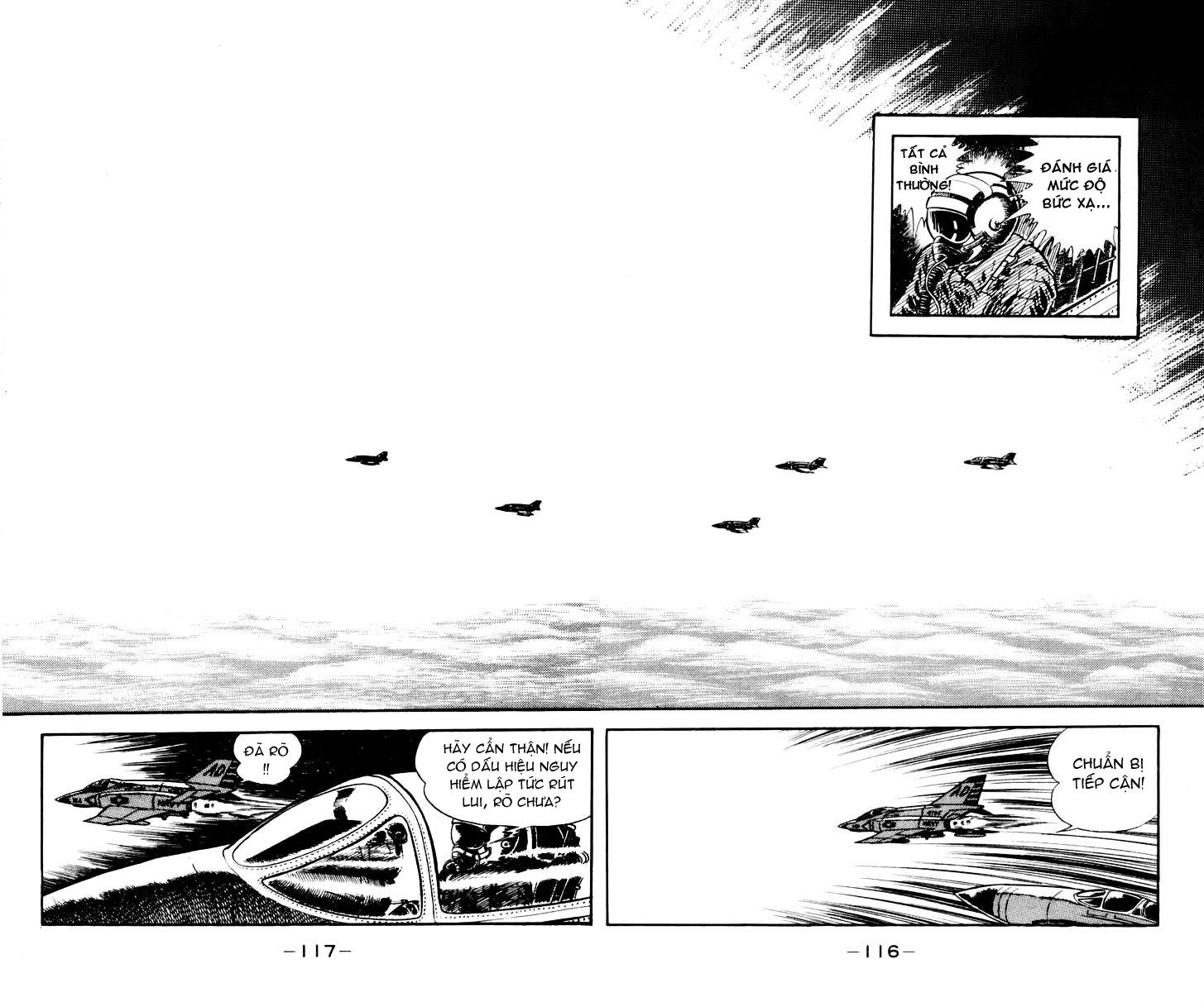 DevilMan chapter 19 trang 30
