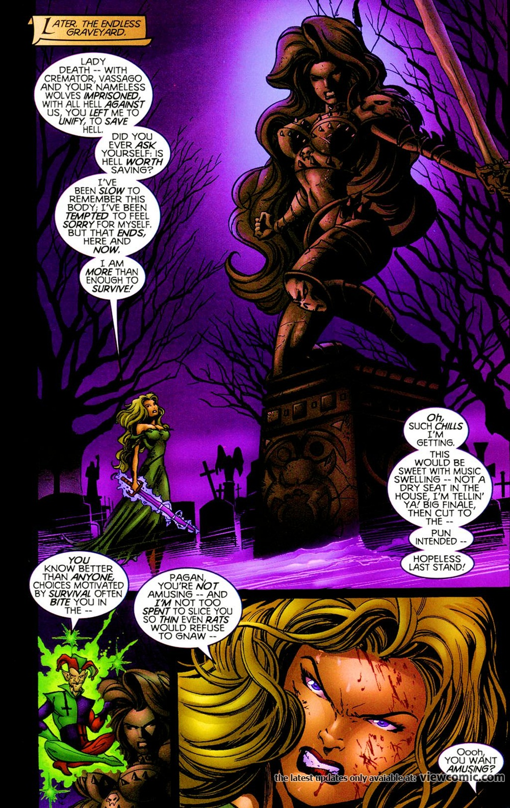 The Last House of Lady Death 3