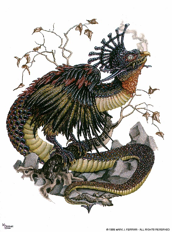 Cryptodraco: Dragonets, Firelizards, And Faerie Dragons