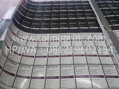 tempat jasa print stiker cromo di jakarta layanan 24 jam